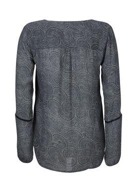 Skipper print shirt - Skjorte / Bluse - Modström