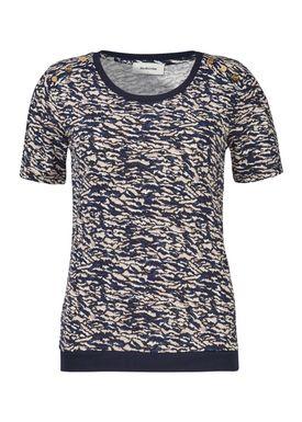 Christa Print T-shirt - T-shirt - Modström
