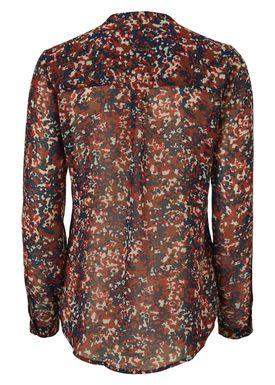 Teal shirt -  - Modström