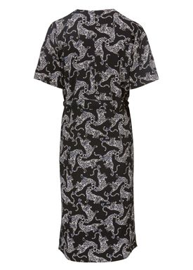 Toxic print dress -  - Modström