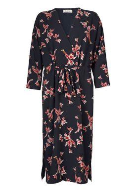 Tusha print dress -  - Modström