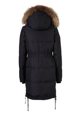 UNIT FAUX FUR  Black