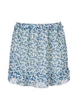 Valrona print skirt -  - Modström