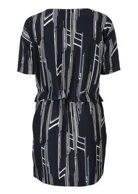 Vitalis print dress -  - Modström