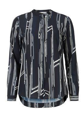 Vitalis print shirt -  - Modström