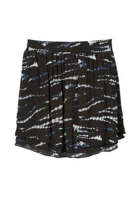 Vivian print skirt -  - Modström