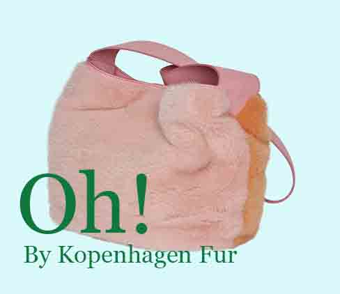 mode slippers Oh! By Kopenhagen Fur