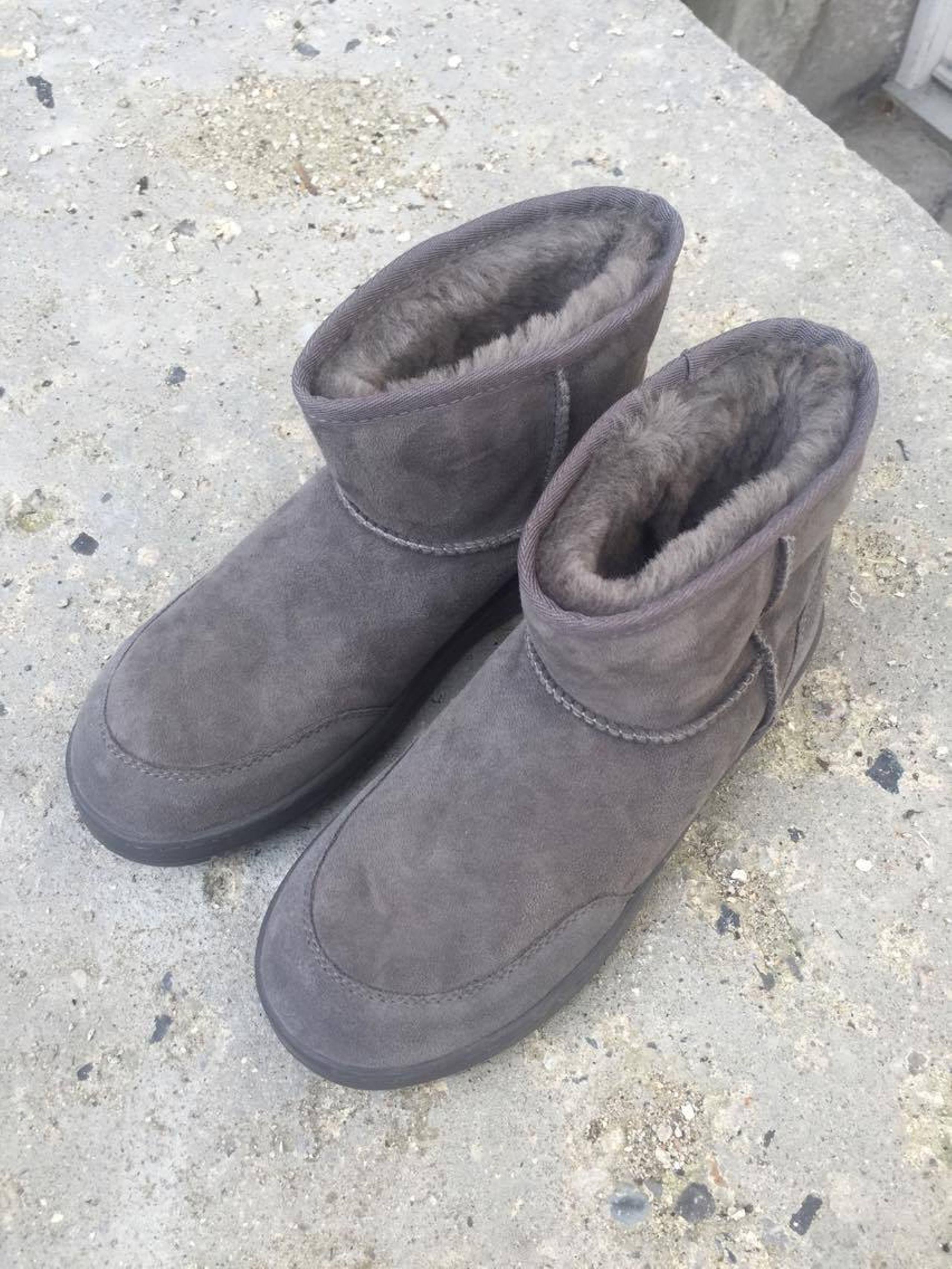 176b9f818a2 New Zealand Boots   Bamsestøvler   Vinterstøvler lammeuld