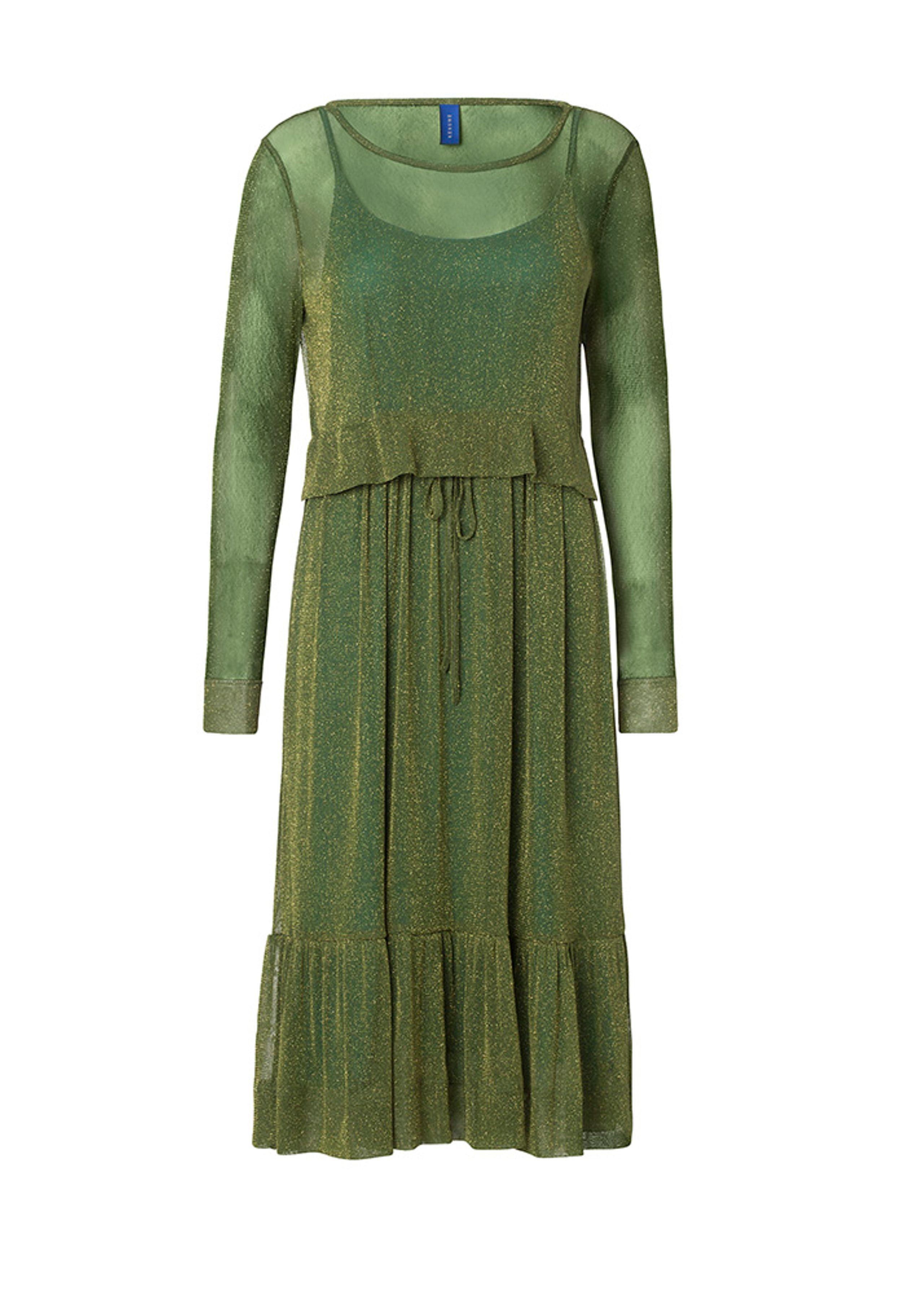 Dress Kjole Glimmer Grøn Elly Fra Résumé TXdCqw7xvx