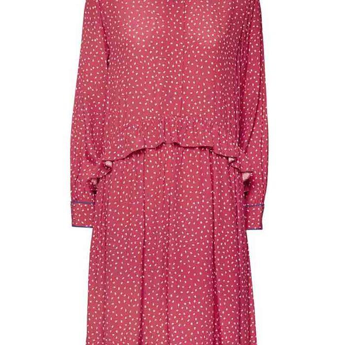 24242636 NORR | POPULÆR Christie Dress | Kjole med print