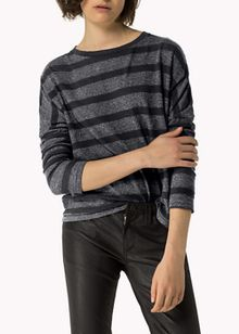 tommy-hilfiger-thdw-basic-stp-cn-lt-knit-l-s-grey-black-7053114.jpeg