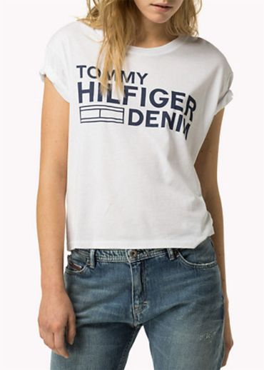 Hilfiger Denim -  - BASIC CN T-SHIRT S/S 25