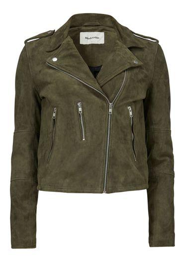 Modström -  - Ray suede jacket