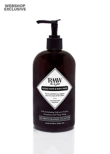 Raaw In a Jar - Diverse - Algea Hand&Body Wash