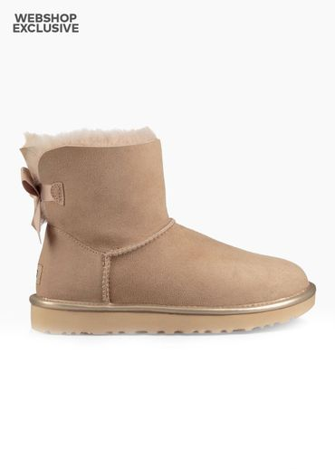 UGG -  - Mini Bailey Bow MET