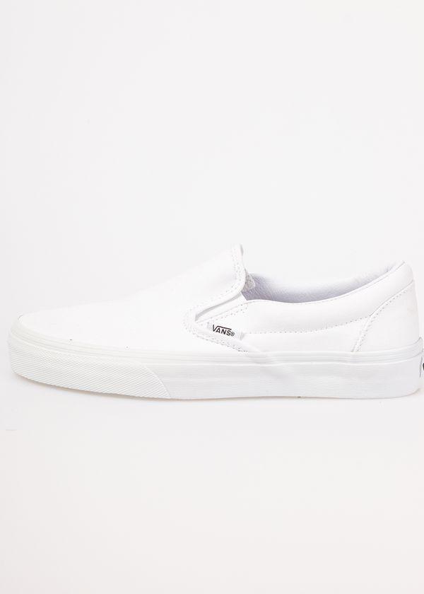 Vans Hvide Slip On