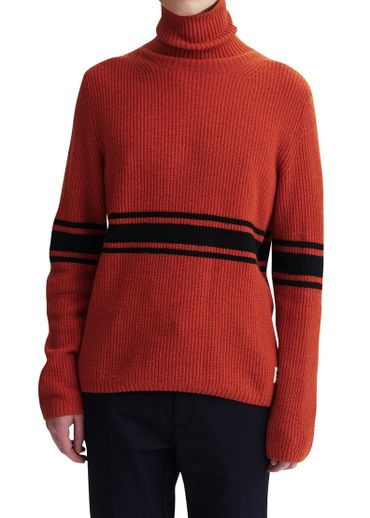 Wood Wood - Strik - Patrick Turtleneck